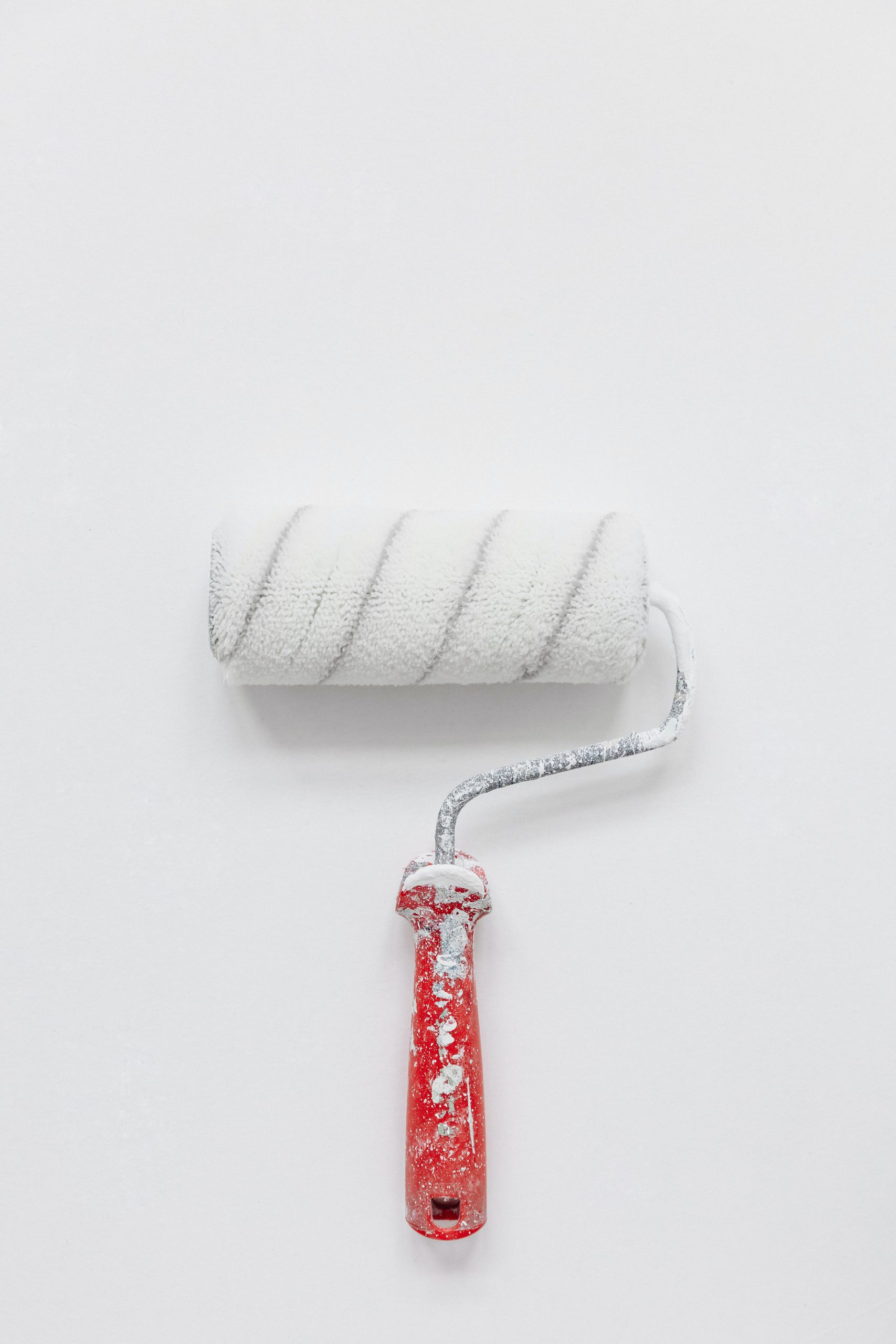 An image of a paint rolling tool.